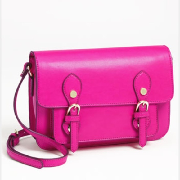 76dc3ad29f Pictures of Pink Crossbody Bag