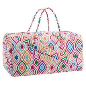 Quilted Duffle Bag Images
