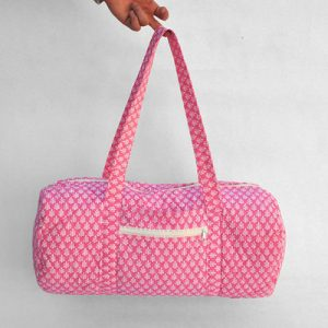 Quilted Duffle Bag Pictures