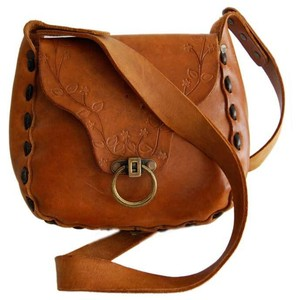 Saddle Leather Bags