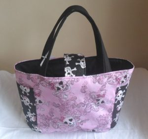 Skull Diaper Bag Images