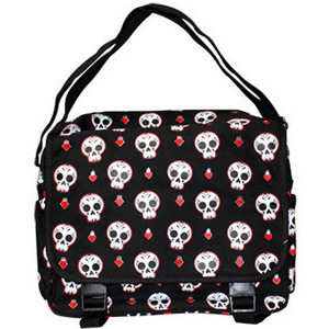 Sugar Skull Diaper Bag