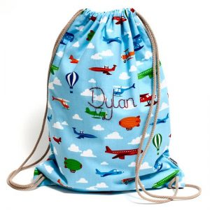 Waterproof Drawstring Bag Images