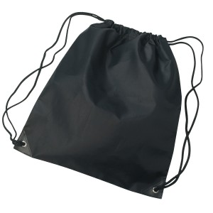 Black Drawstring Bag Images