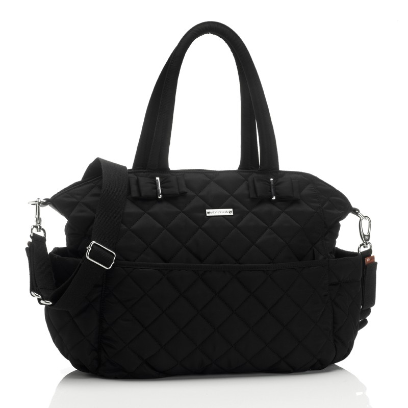 quilted diaper bags all fashion bags. Black Bedroom Furniture Sets. Home Design Ideas