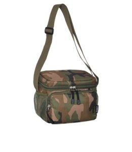 Camo Lunch Bag Photos