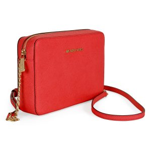 Crossbody Red Bag