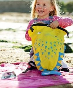 Images of Kids Beach Bag