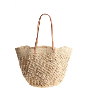 Images of Straw Tote Bag