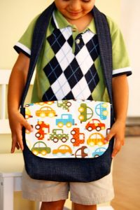 Kid Messenger Bag