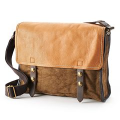 Kids Leather Messenger Bags