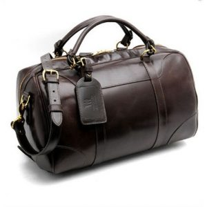 Leather Gym Bag Pictures