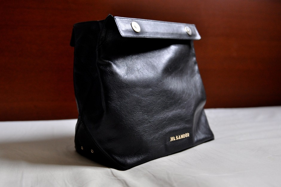 Leather Lunch Bag All Fashion Bags