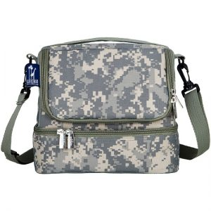 Lunch Camo Bag