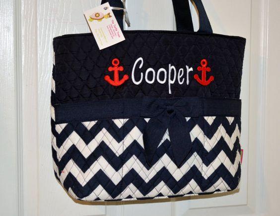 Nautical Diaper Bag All Fashion Bags