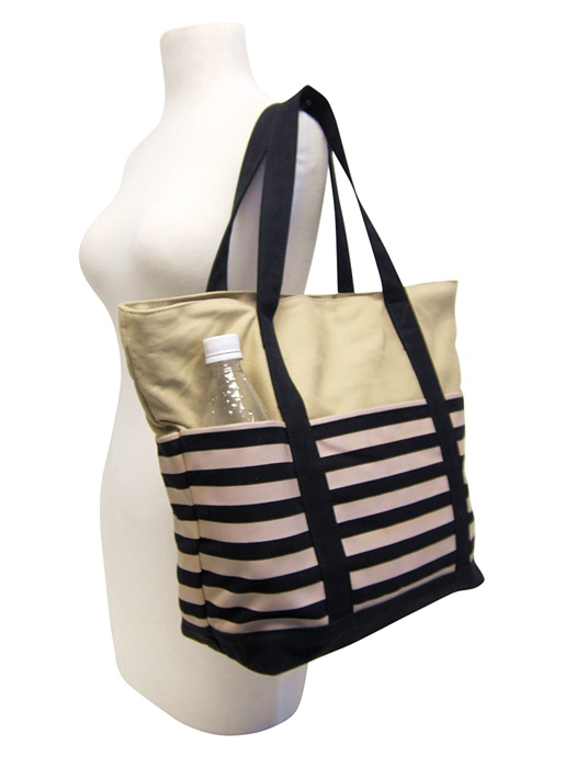 Canvas Beach Bags