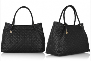 Pictures of Quilted Leather Bag