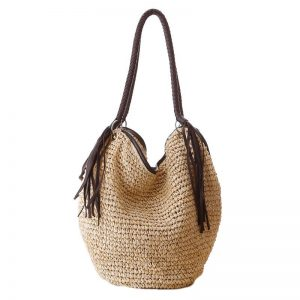 Pictures of Straw Tote Bag