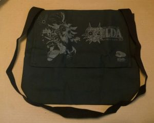 Pictures of Zelda Messenger Bag