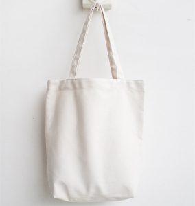 Plain White Tote Bags
