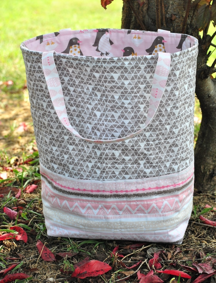 Quilted Tote Bags | All Fashion Bags : quilted floral tote bags - Adamdwight.com