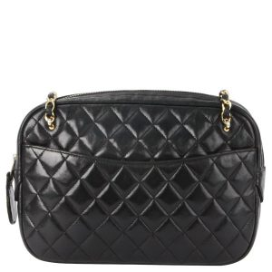 Quilted Leather Bag Images