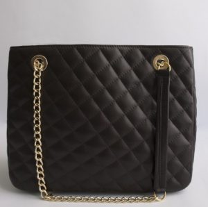 Quilted Leather Bag Pictures