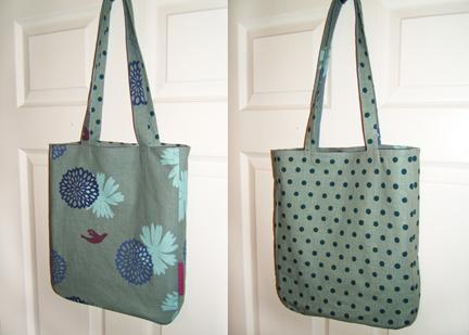 Reversible Tote Bag | All Fashion Bags