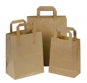 Small Brown Paper Lunch Bags