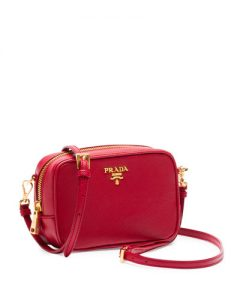 Small Red Crossbody Bag