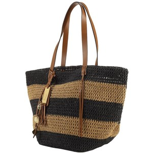 Straw Tote Bag Photos