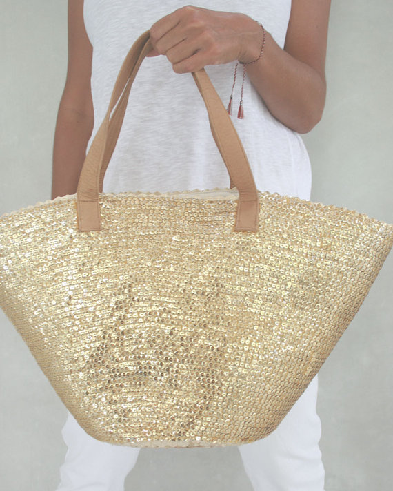 Straw Beach Bags | All Fashion Bags