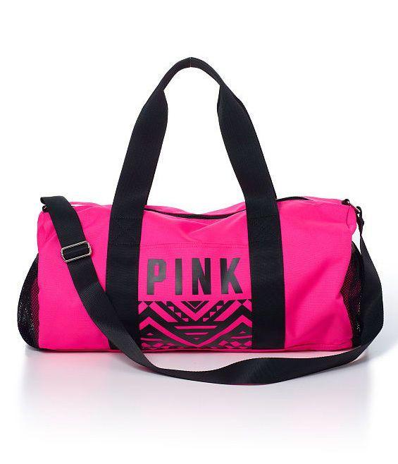 Pink Gym Bag All Fashion Bags