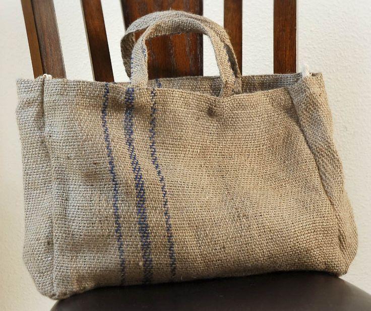 Burlap Tote Bags All Fashion Bags