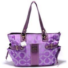 Purple Diaper Bags For S