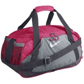 Red Sports Duffle Bag