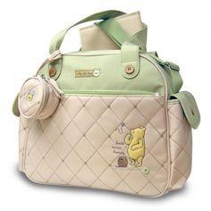 Infant Travel Accessories Disney Baby Winnie The Pooh Blue ...  Winnie The Pooh Baby Bag