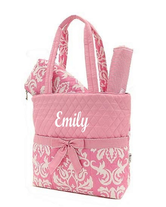 Pink Diaper Bags All Fashion Bags