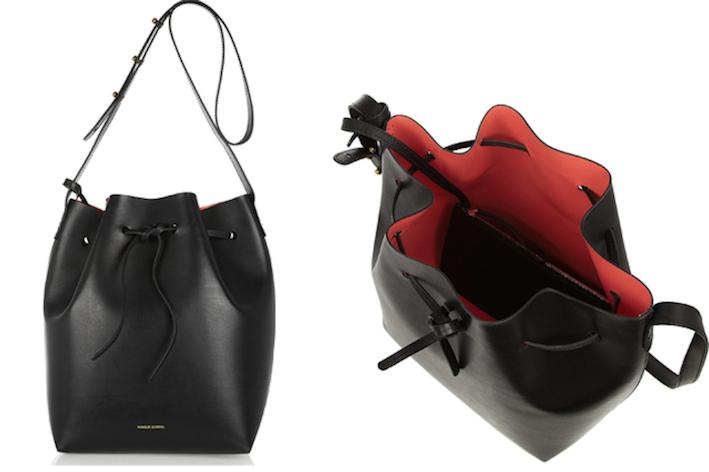 Black Bucket Bag All Fashion Bags