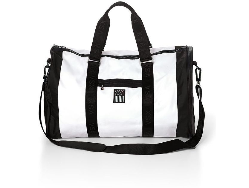 White Duffle Bag All Fashion Bags