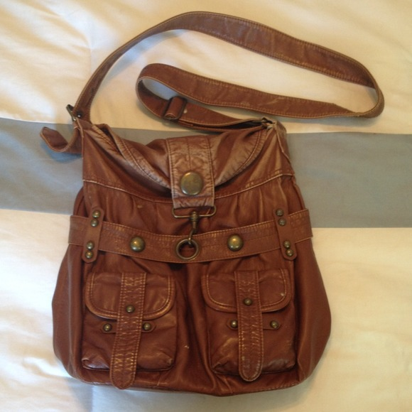 Brown Crossbody Bag All Fashion Bags