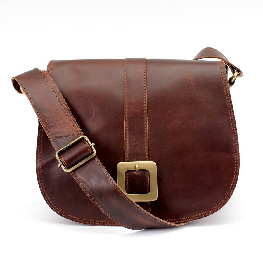 Brown Leather Crossbody Bag 6eae18c02f24c