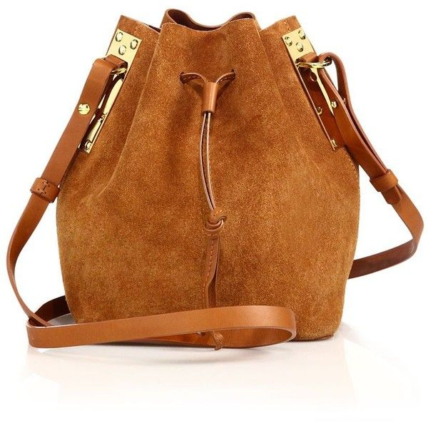 Top Brown Bucket Bag | All Fashion Bags PQ64