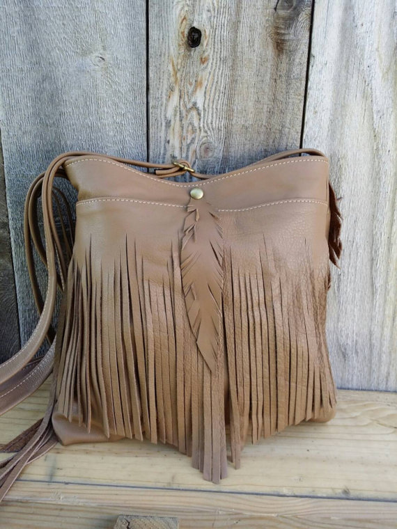 Fringe Crossbody Bag All Fashion Bags