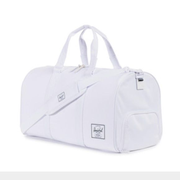 White Duffle Bag All Fashion Bags