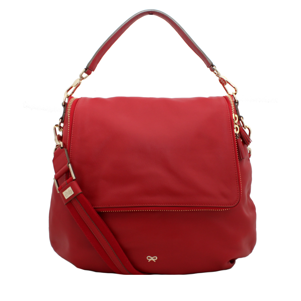 Red Shoulder Bag All Fashion Bags