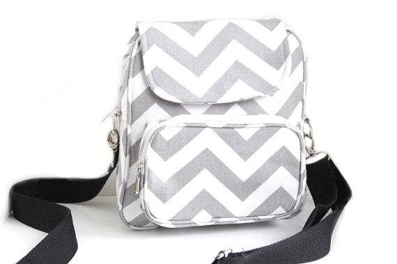 Small Backpack Diaper Bag