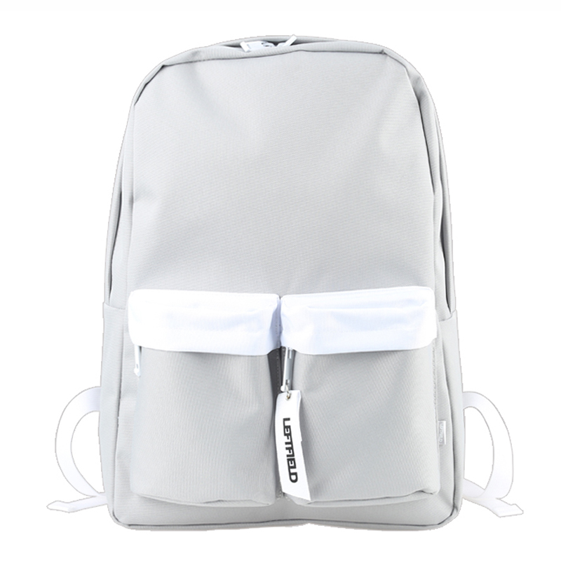 White Book Bag All Fashion Bags