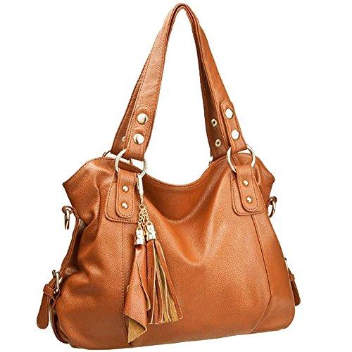 Brown Shoulder Bag  14982bbdfd05e