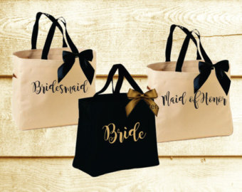 Images Of Bridesmaid Tote Bags